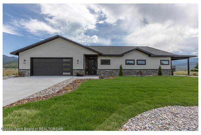 225 Sweetgrass, Alpine, WY 83128 (MLS #20-345) :: The Group Real Estate