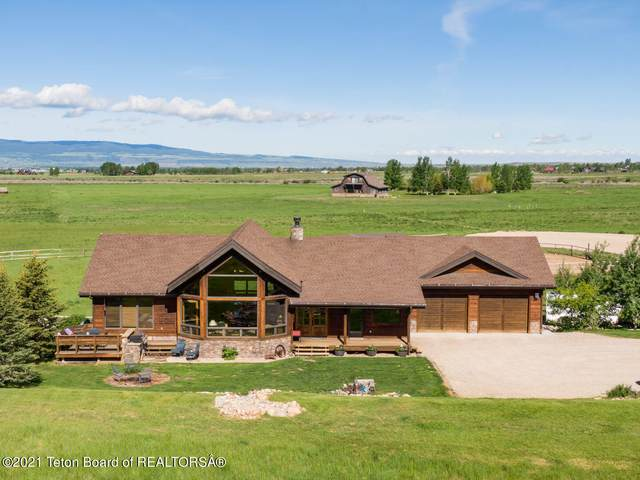 2367 Indian Ridge Rd, Driggs, ID 83422 (MLS #21-1645) :: Coldwell Banker Mountain Properties
