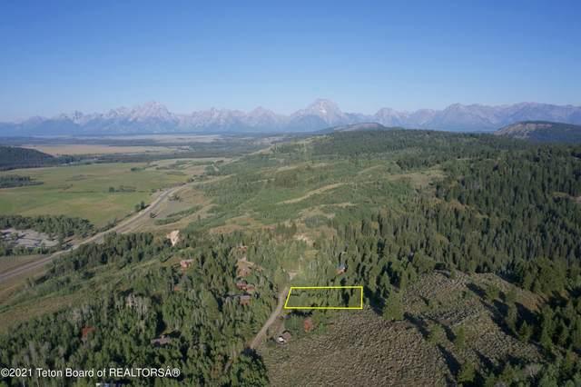 15245 E Teton Wilderness Ranch, Moran, WY 83013 (MLS #21-2770) :: West Group Real Estate