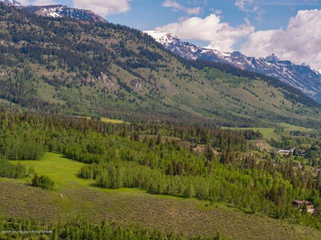 6200 Heck Of A Hill Road, Wilson, WY 83014 (MLS #18-24) :: West Group Real Estate