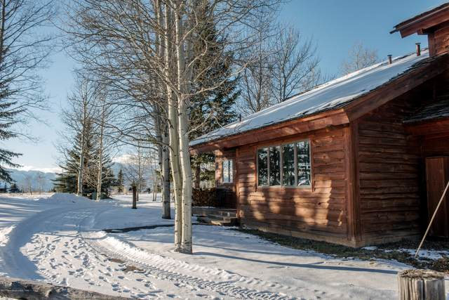 1662 E Butte Rd #3140, Jackson, WY 83001 (MLS #20-355) :: Sage Realty Group