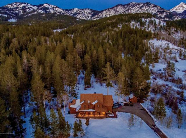 795 Dell Creek Rd, Alpine, WY 83128 (MLS #17-2355) :: Sage Realty Group