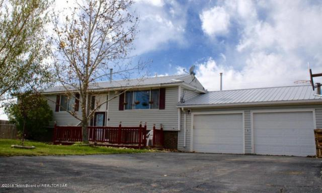 11 Budd Ave, Marbleton, WY 83113 (MLS #18-413) :: West Group Real Estate