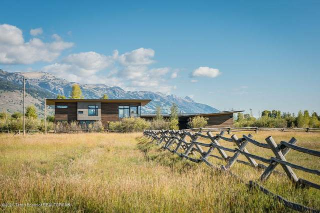 5050 Shoshone Dr, Wilson, WY 83014 (MLS #19-1253) :: Sage Realty Group