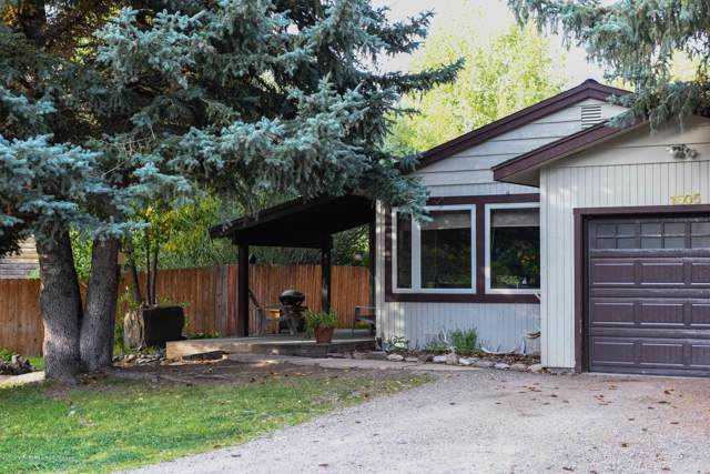 1605 E J-W Dr., Jackson, WY 83001 (MLS #19-2769) :: Sage Realty Group