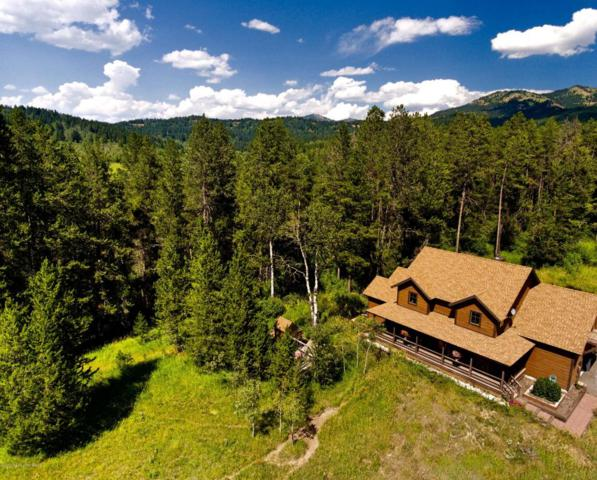 795 Dell Creek Rd, Alpine, WY 83128 (MLS #17-2355) :: West Group Real Estate