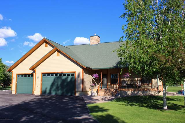105 Fairway Ave, Thayne, WY 83127 (MLS #18-2698) :: West Group Real Estate