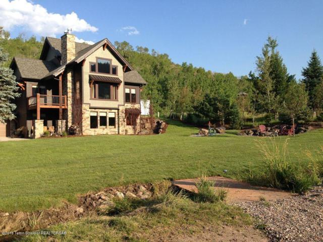 125 Gomms Pond Ln, Smoot, WY 83126 (MLS #17-1367) :: West Group Real Estate