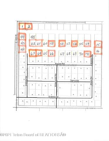 814 W Carl Rd, Victor, ID 83455 (MLS #21-1127) :: West Group Real Estate