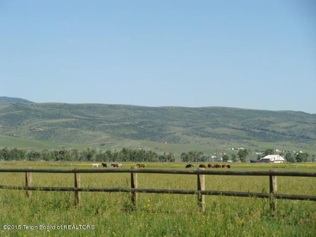 Allred South County Road 198, Afton, WY 83110 (MLS #15-29) :: West Group Real Estate
