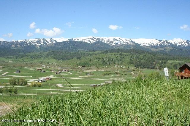 LOT 1 Shadow Dancer, Alpine, WY 83128 (MLS #16-1775) :: Sage Realty Group