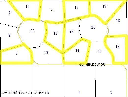Hay Meadow Cir, Pinedale, WY 82941 (MLS #16-832) :: Sage Realty Group