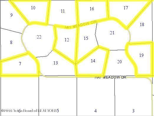 Hay Meadow Cir, Pinedale, WY 82941 (MLS #16-835) :: Sage Realty Group