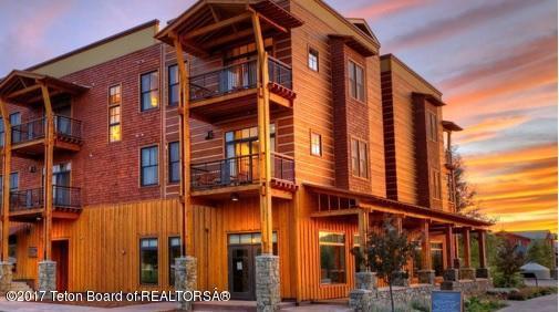 10 Warm Creek Ln #202, Victor, ID 83455 (MLS #17-1390) :: Sage Realty Group