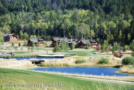25 Warm Creek Ln, Victor, ID 83455 (MLS #17-1870) :: Sage Realty Group