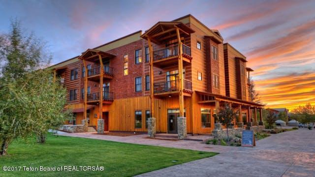 10 Warm Creek Ln #210-212, Victor, ID 83455 (MLS #17-1941) :: Sage Realty Group