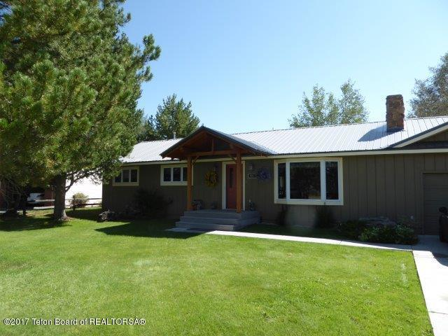 443 N Franklin Ave, Pinedale, WY 82941 (MLS #17-2517) :: Sage Realty Group