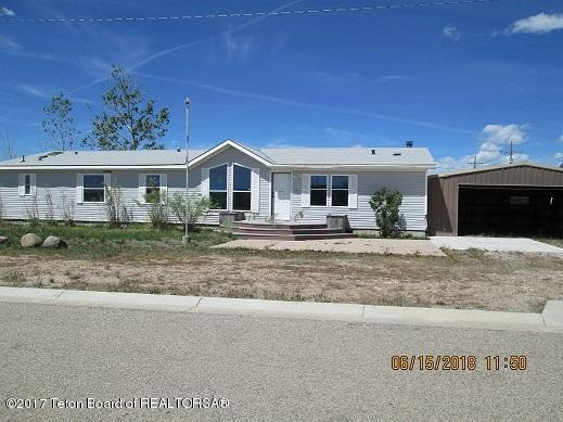 303 Cottonwood Ave, Marbleton, WY 83113 (MLS #17-3195) :: Sage Realty Group