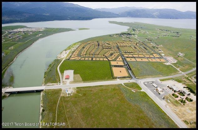 Lot 55 Alpine Meadows, Alpine, WY 83128 (MLS #17-3218) :: West Group Real Estate