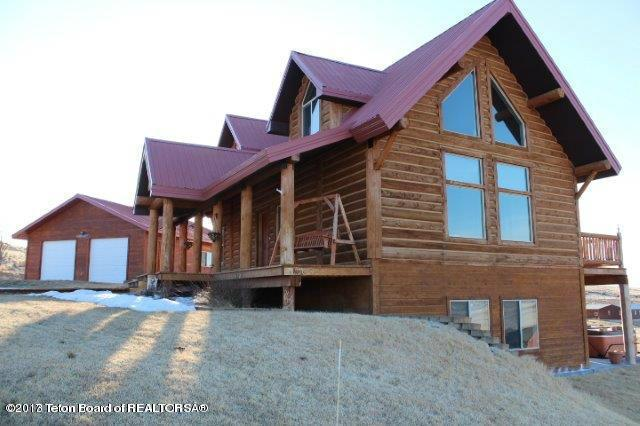 33 Vixen Cir, Pinedale, WY 82941 (MLS #17-3301) :: Sage Realty Group