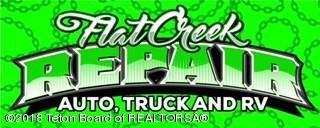 Flat Creek Service And Tire, Jackson, WY 83001 (MLS #18-1005) :: West Group Real Estate