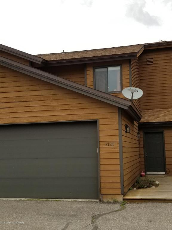 812 Powderhorn Lane D, Jackson, WY 83001 (MLS #18-1224) :: Sage Realty Group