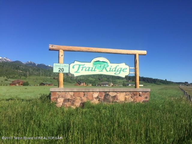 LOT 28 Badger Rd, Alpine, WY 83128 (MLS #18-1650) :: Sage Realty Group