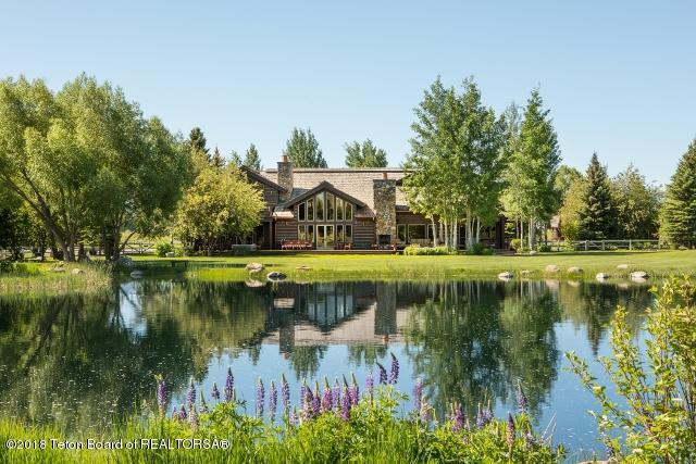 2575/2675 W Red House Road, Jackson, WY 83001 (MLS #18-1914) :: The Group Real Estate