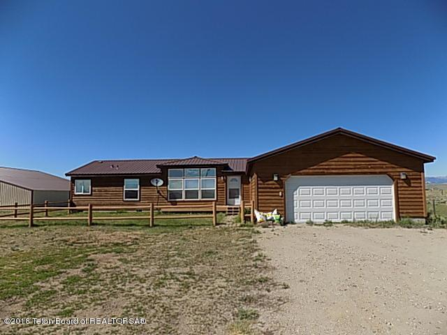 51 Forty Rod, Daniel, WY 83115 (MLS #18-2099) :: Sage Realty Group