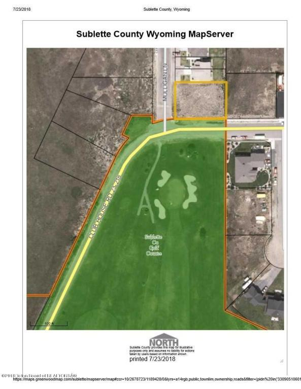 Favazzo West - Lot 10, Pinedale, WY 82941 (MLS #18-2249) :: Sage Realty Group