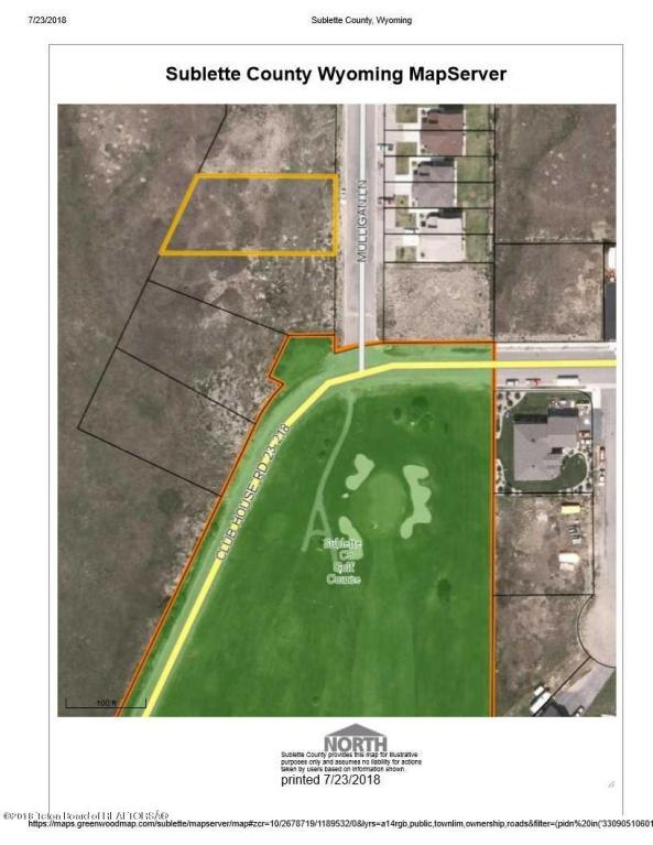 Favazzo West - Lot 14, Pinedale, WY 82941 (MLS #18-2251) :: West Group Real Estate