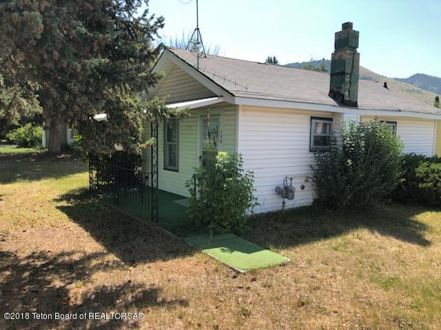 156 E 4TH STREET, Afton, WY 83110 (MLS #18-2320) :: West Group Real Estate