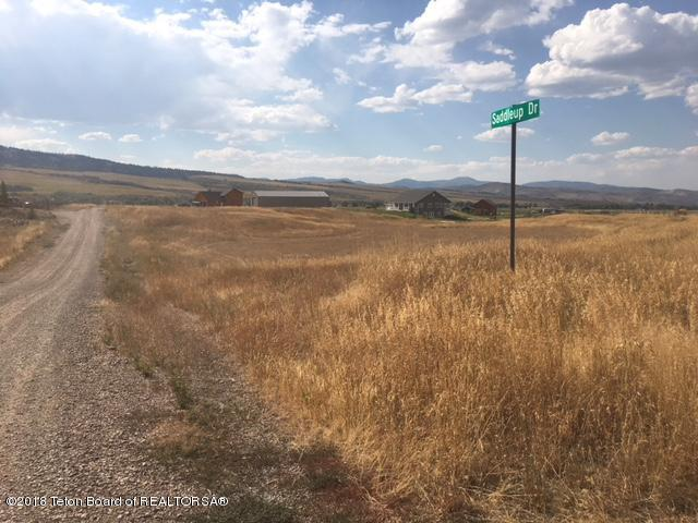 LOT 5 Western Drive, Smoot, WY 83126 (MLS #18-2693) :: West Group Real Estate