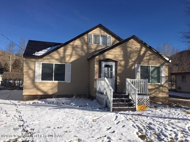 347 Adams St, Afton, WY 83110 (MLS #18-3206) :: West Group Real Estate
