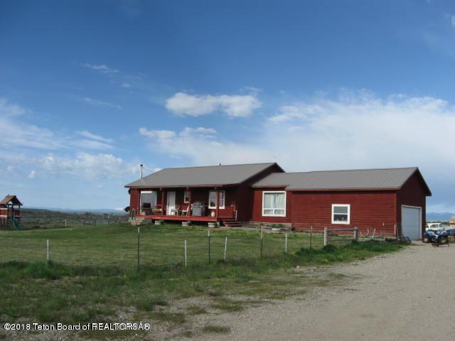 29 Glacier Rd, Daniel, WY 83115 (MLS #18-35) :: West Group Real Estate