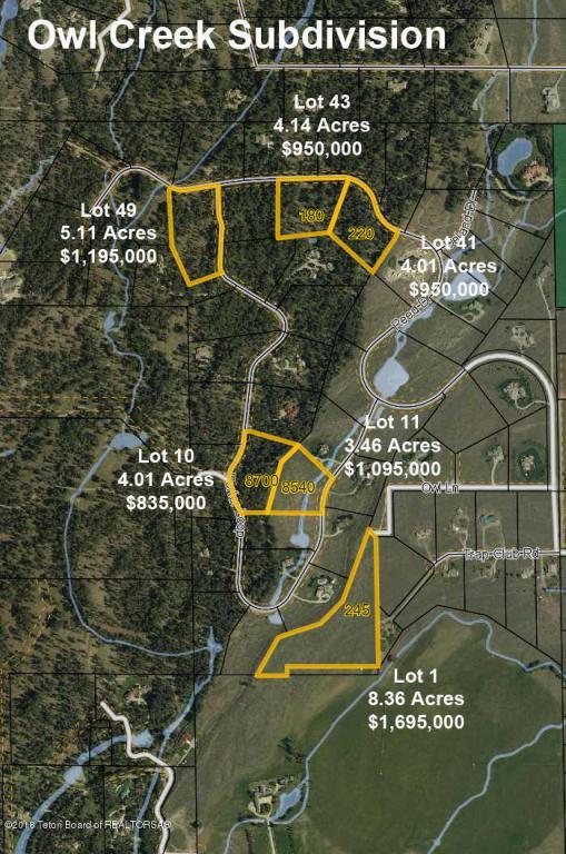 8700 Porter Loop, Jackson, WY 83001 (MLS #18-801) :: Sage Realty Group