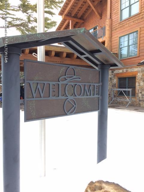 Address Not Published, Teton Village, WY 83025 (MLS #18-81) :: Sage Realty Group