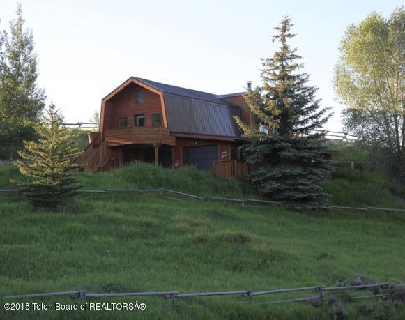 1710 E Porcupine Rd, Jackson, WY 83002 (MLS #18-871) :: West Group Real Estate
