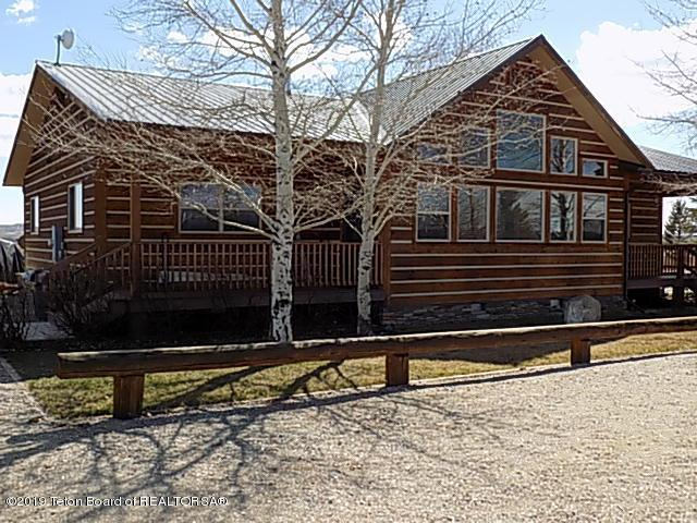 2 Old Brazzill Ranch Road, Pinedale, WY 82941 (MLS #19-1173) :: Sage Realty Group