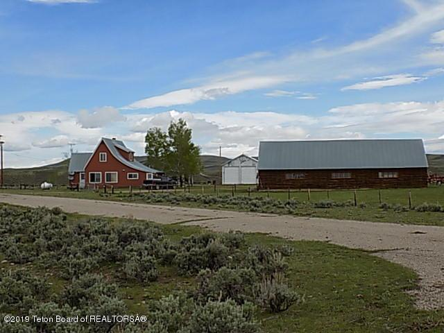 11982 S Hwy 189 & 191, Pinedale, WY 82941 (MLS #19-1568) :: Sage Realty Group