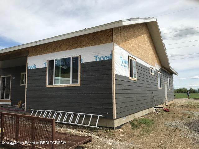 643 Country Club Way, Thayne, WY 83127 (MLS #19-1596) :: Sage Realty Group