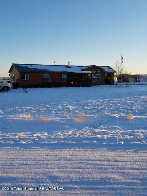 14 Tanner Ln, Big Piney, WY 83113 (MLS #19-180) :: Sage Realty Group