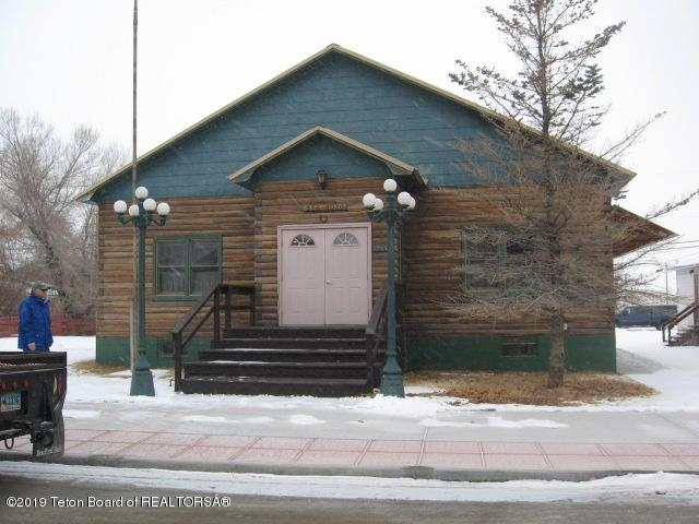 215 Budd Ave, Big Piney, WY 83113 (MLS #19-195) :: West Group Real Estate