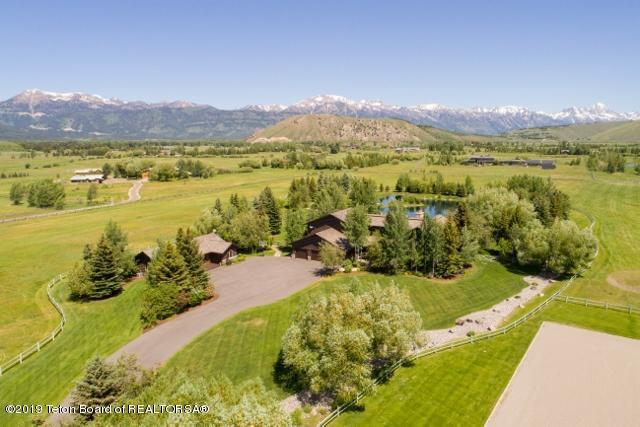 2575 W Red House Rd, Jackson, WY 83001 (MLS #19-2003) :: Sage Realty Group