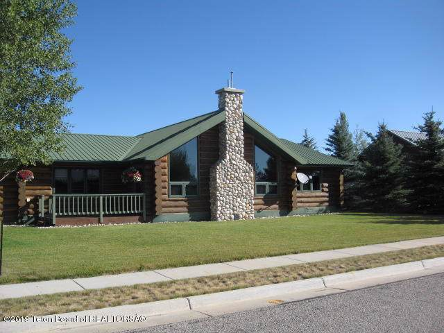 1314 Club House Rd, Pinedale, WY 82941 (MLS #19-2619) :: West Group Real Estate