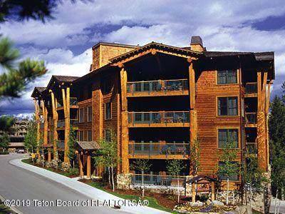 3340 W Cody Ln, Teton Village, WY 83025 (MLS #19-2774) :: Sage Realty Group