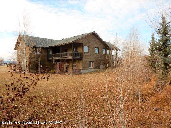 351 Palisade Trl, Driggs, ID 83422 (MLS #19-3035) :: The Group Real Estate
