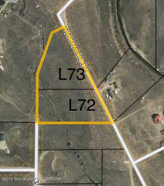 L73 Washakie Dr., Daniel, WY 83115 (MLS #19-3243) :: West Group Real Estate