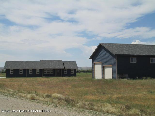 40 Muleshoe Rd, Pinedale, WY 82941 (MLS #19-407) :: Sage Realty Group