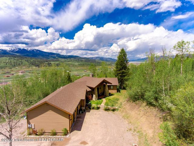 60 Dancer Circle & Lot 7, Alpine, WY 83128 (MLS #19-434) :: Sage Realty Group